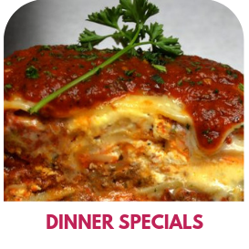 dinner special button